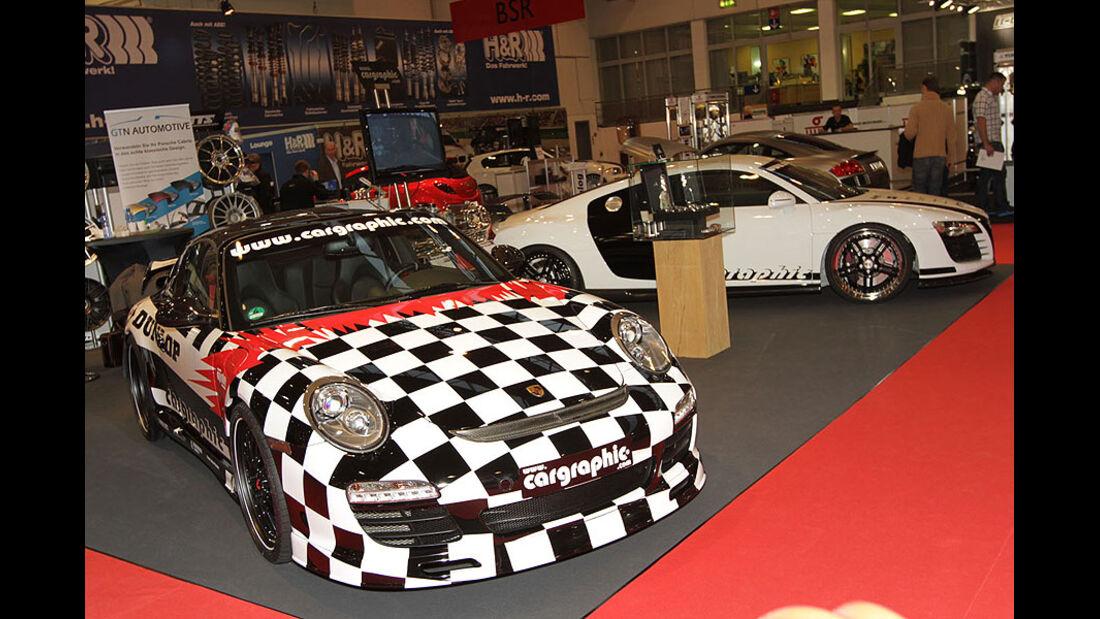 Essen Motor Show 2011 Rundgang