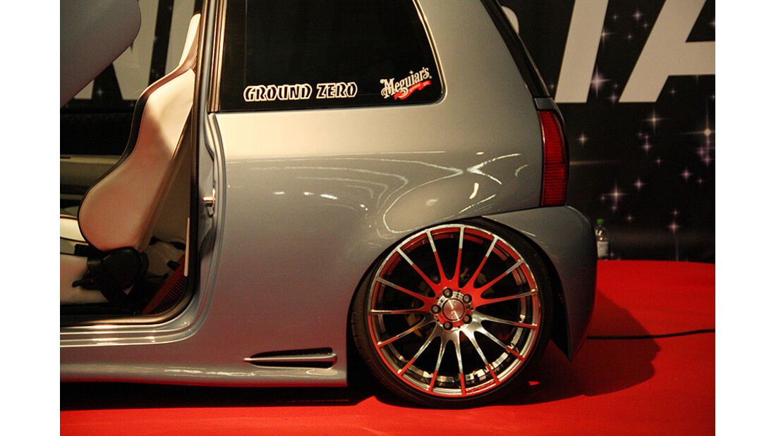 Essen Motor Show 2011, VW Lupo