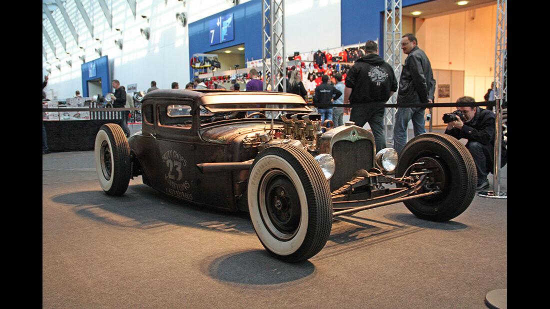 Essen Motor Show 2011, hot-rod