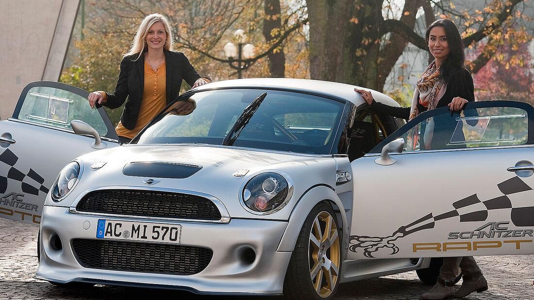 Essen Motor Show 2012, AC Schnitzer Raptor Mini Coupe