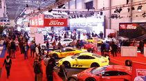 Essen Motor Show 2012, Ausstellungsraum