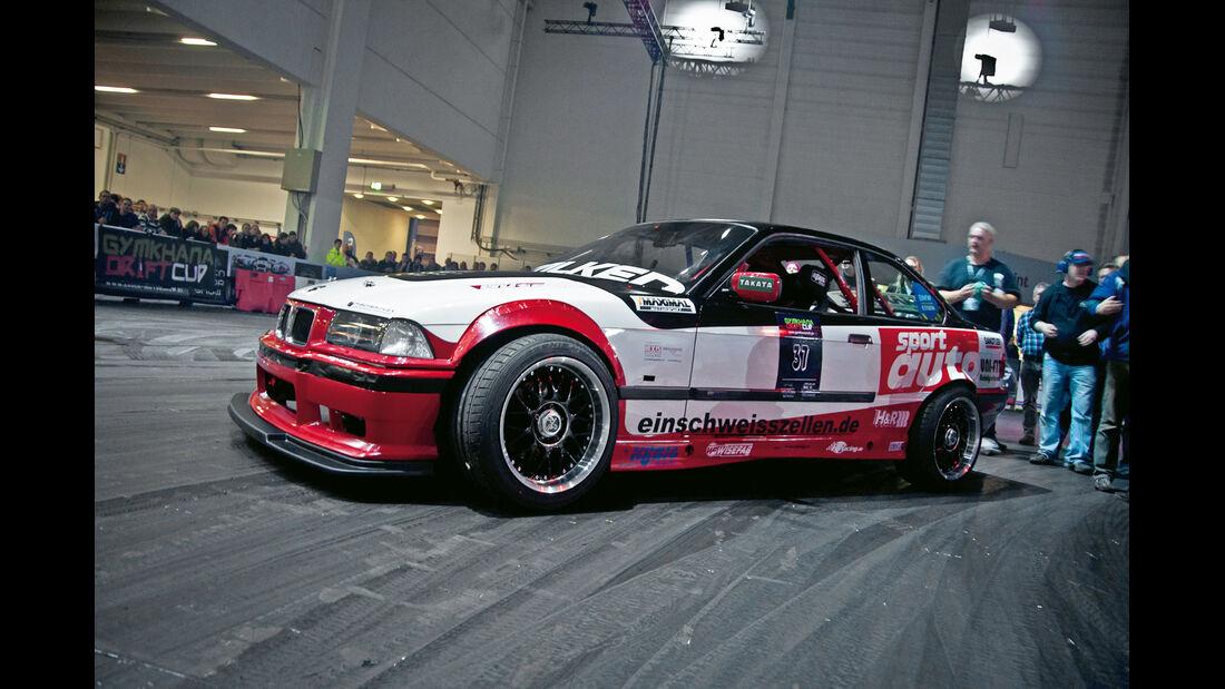 Essen Motor Show 2012, Driftshow, Rennszene