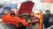 Essen Motor Show 2012, Werkstatt, Driftauto