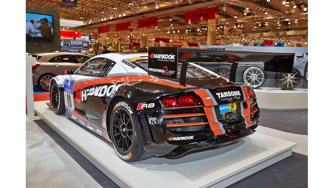 Essen Motor Show 2014, Motorsport