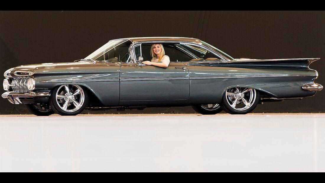 Essen Motor Show 2015 - Chevrolet Impala