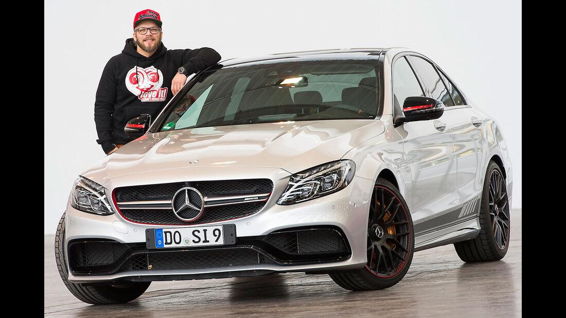 Essen Motor Show 2015 - Mercedes-AMG C63 S - Sidney Hoffmann
