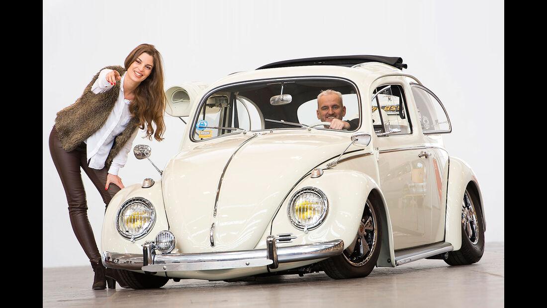 Essen Motor Show 2015 - VW Käfer - Tuning