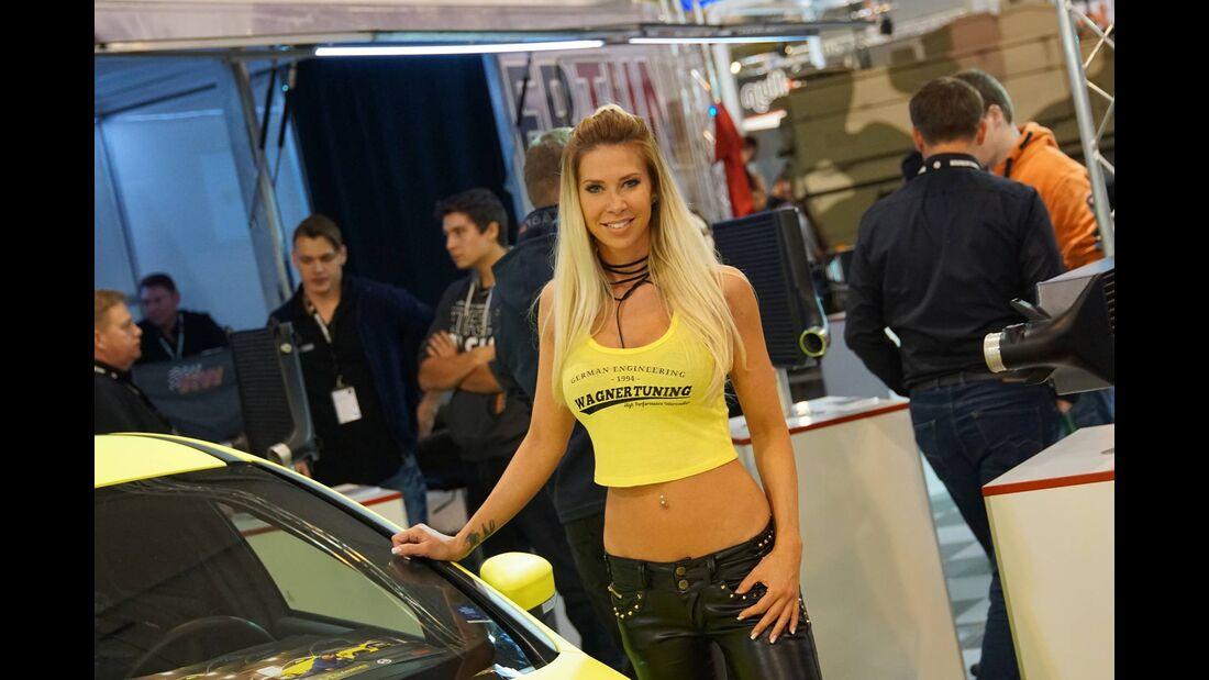 Essen Motor Show 2016, Girls