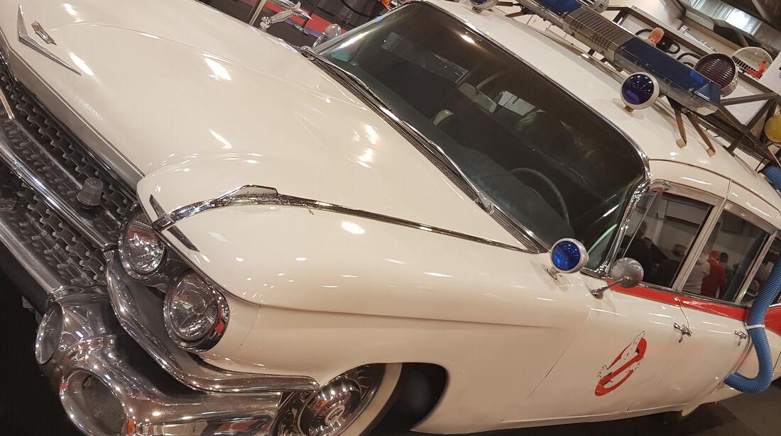 Essen Motor Show 2018 Rundgang