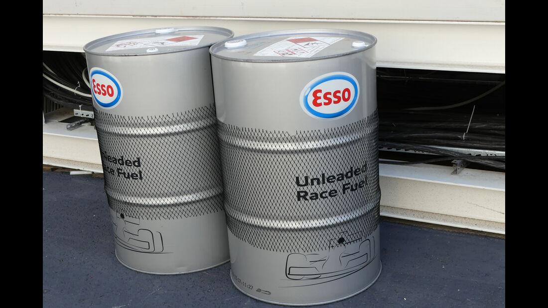 Esso - Formel 1 - GP Aserbaidschan - Baku - 15. Juni 2016