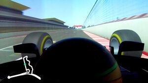 Esteban Gutierrenz - Simulator  GP Vietnam - Hanoi Street Circuit - 2020