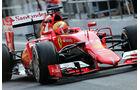 Esteban Gutierrez - Ferrari - Formel 1-Test - Barcelona - 13. Mai 2015