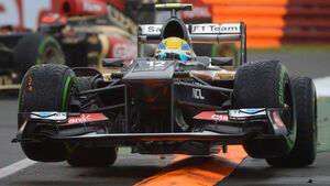 Esteban Gutierrez - Formel 1 - 2013