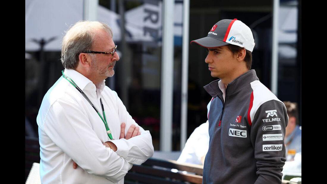 Esteban Gutierrez - Formel 1 - GP Australien - 13. März 2014