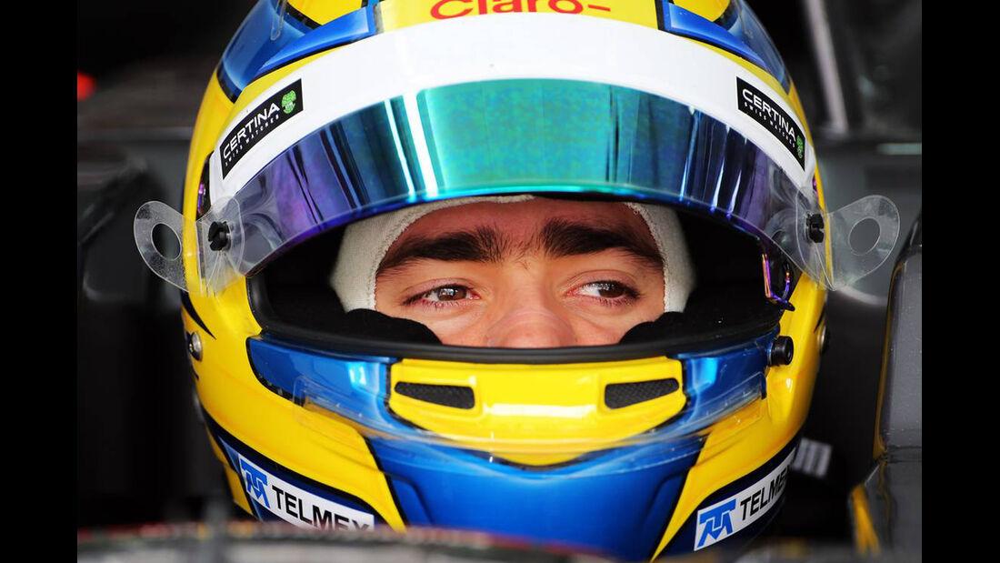 Esteban Gutierrez - Formel 1 - GP Bahrain - 20. April 2013