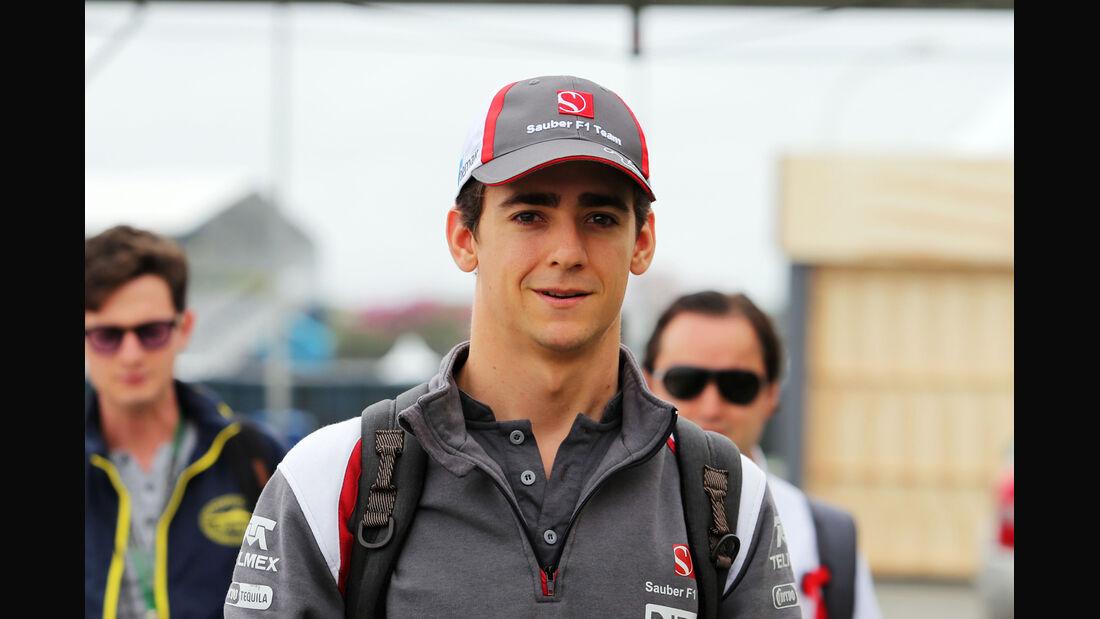 Esteban Gutierrez - Formel 1 - GP Brasilien - 6. November 2014
