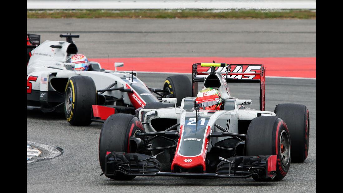 Esteban Gutierrez - Formel 1 - GP Deutschland 2016