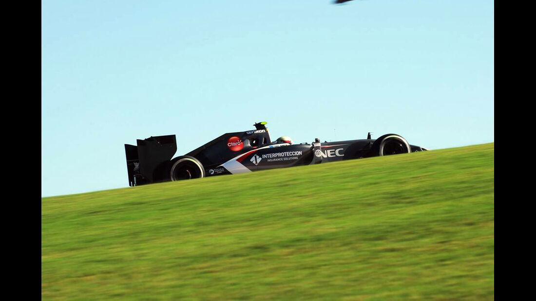 Esteban Gutierrez  - Formel 1 - GP USA - 31. Oktober 2014