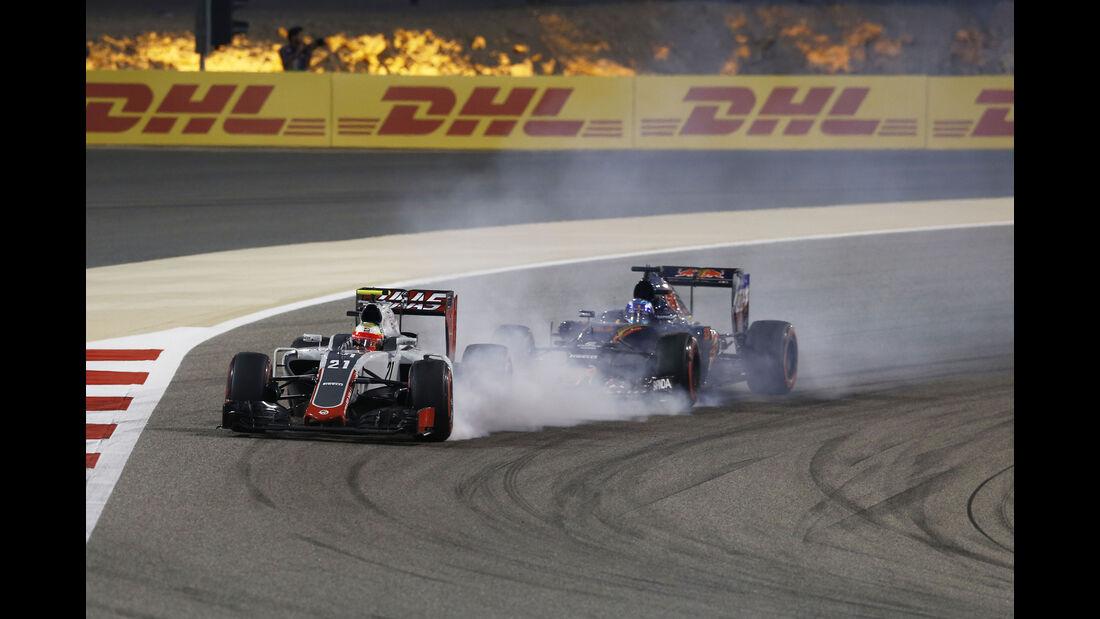 Esteban Gutierrez - GP Bahrain 2016