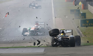 Esteban Gutierrez GP China 2013