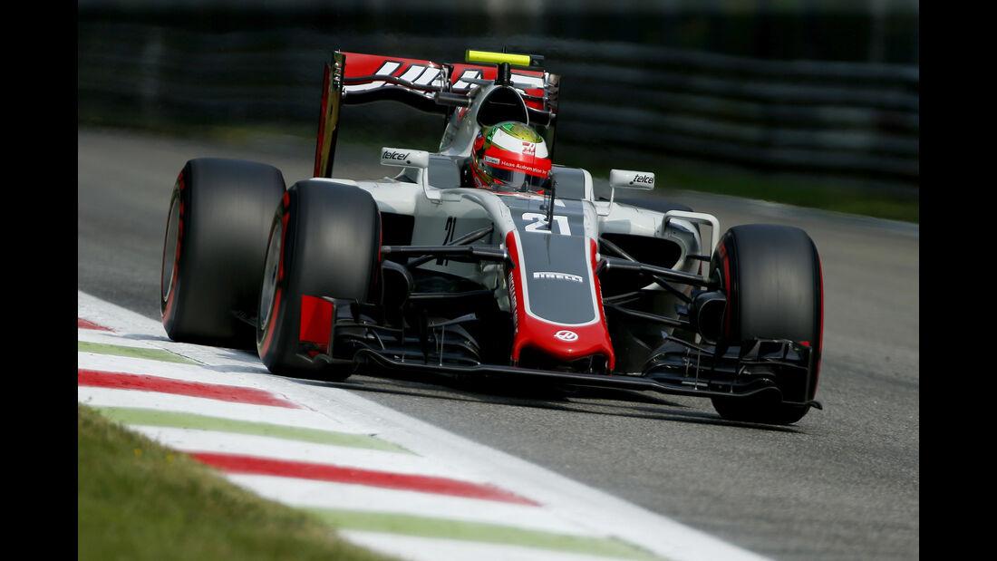 Esteban Gutierrez - GP Italien 2016