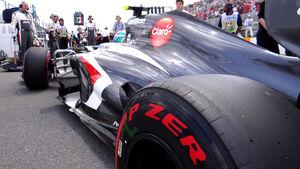 Esteban Gutierrez GP Kanada 2013
