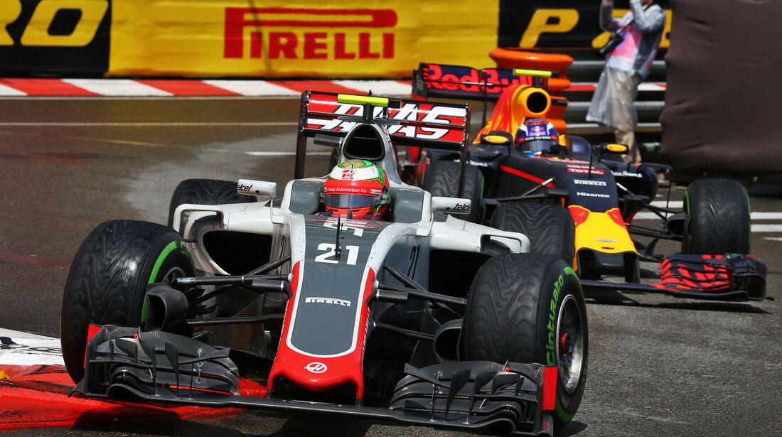 Esteban Gutierrez - GP Monaco 2016