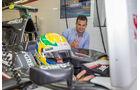 Esteban Gutierrez - GP Ungarn 2014 - Danis Bilderkiste