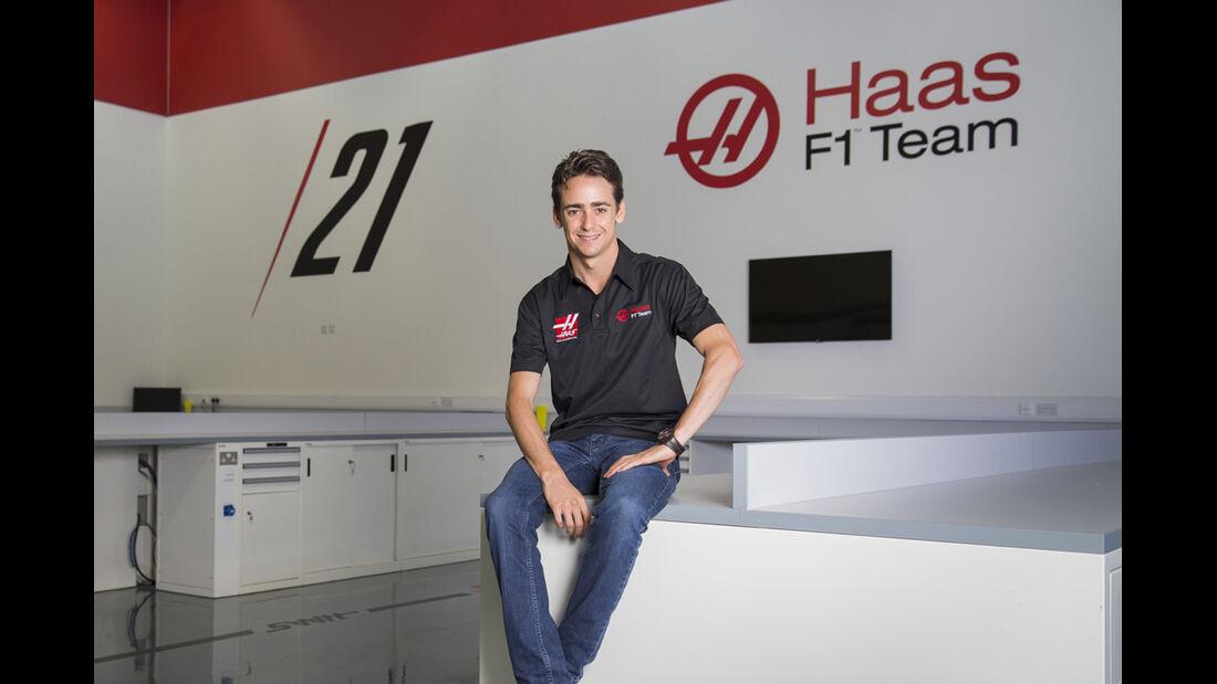 Esteban Gutierrez - Haas F1 - Formel 1 - 2016