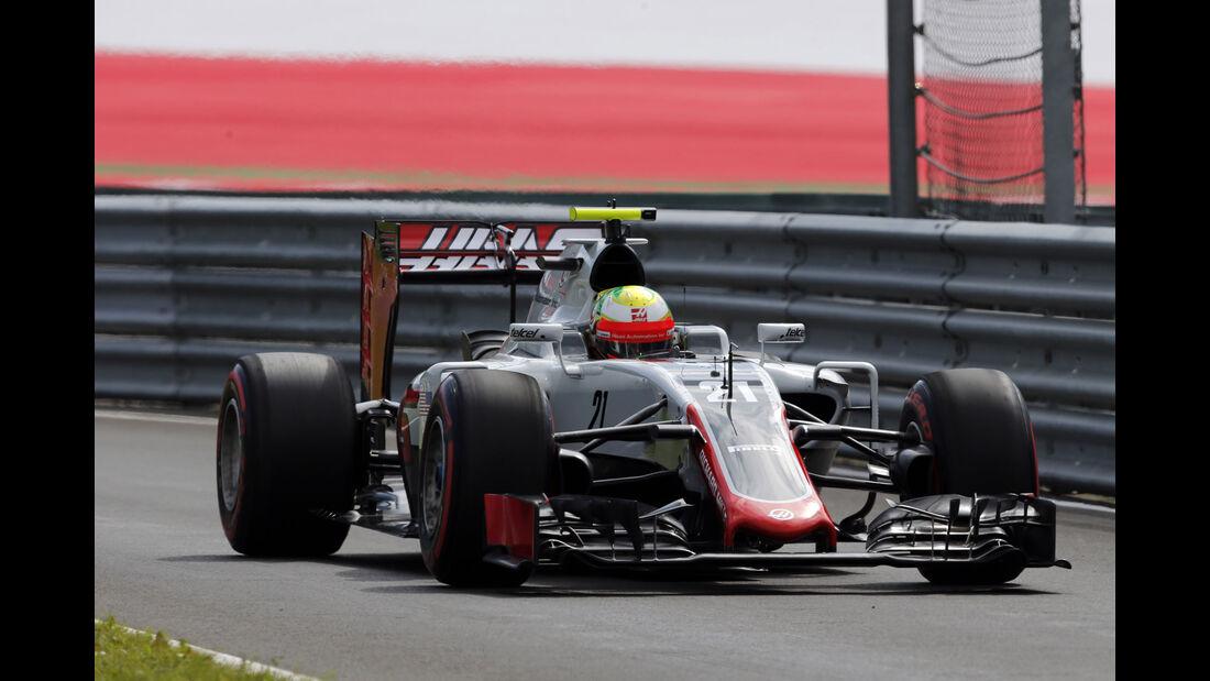 Esteban Gutierrez - Haas F1 - Formel 1 - GP Österreich - 1. Juli 2016