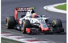 Esteban Gutierrez - Haas F1 - Formel 1 - GP Ungarn - 24. Juli 2016