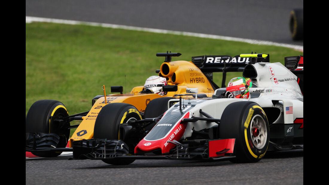 Esteban Gutierrez - HaasF1 - Formel 1 - GP Japan - Suzuka - Qualifying - Samstag - 8.10.2016