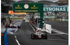 Esteban Gutierrez - HaasF1 - Formel 1 - GP Malaysia - Qualifying - 1. Oktober 2016