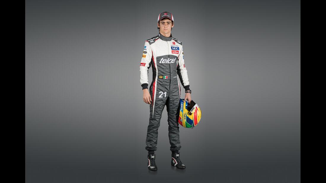 Esteban Gutierrez - Sauber 2014