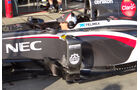 Esteban Gutierrez - Sauber - Formel 1 - GP Australien - 14. März 2013
