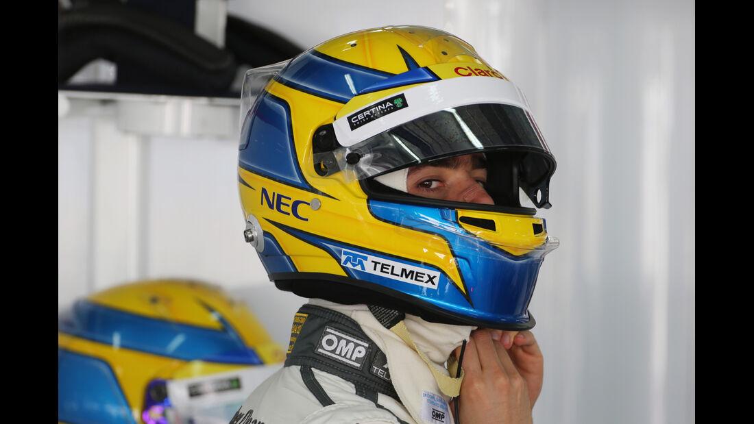 Esteban Gutierrez - Sauber - Formel 1 - GP Bahrain - 19. April 2013