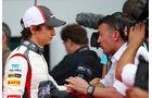 Esteban Gutierrez - Sauber - Formel 1 - GP China - 13. April 2013