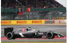 Esteban Gutierrez - Sauber - Formel 1 - GP England - Silverstone - 5. Juli 2014