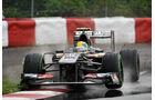 Esteban Gutierrez - Sauber - Formel 1 - GP Kanada - 7. Juni 2013