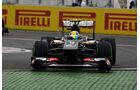 Esteban Gutierrez - Sauber - Formel 1 - GP Kanada - 8. Juni 2013
