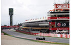 Esteban Gutierrez - Sauber - Formel 1 - GP Spanien - 11. Mai 2013