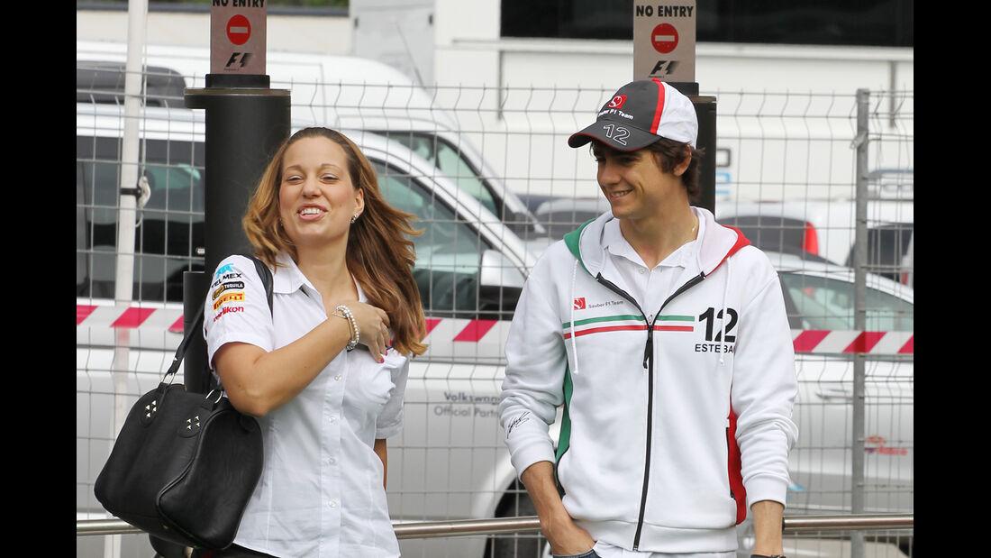 Esteban Gutierrez - Sauber - Formel 1 - GP Spanien - 9. Mai 2013