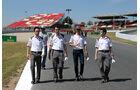 Esteban Gutierrez - Sauber - Formel 1 - GP Spanien - Barcelona - 8. Mai 2014