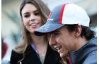 Esteban Gutierrez - Sauber - Formel 1 - GP USA - 15. November 2013