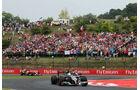 Esteban Gutierrez - Sauber - Formel 1 - GP Ungarn - 27. Juli 2014