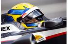 Esteban Gutierrez, Sauber, Formel 1-Test, Barcelona, 19. Februar 2013