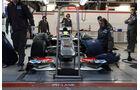 Esteban Gutierrez - Sauber - Formel 1 - Test - Barcelona - 22.Februar 2013