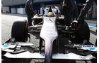 Esteban Gutierrez - Sauber - Formel 1 - Test - Jerez - 28. Januar 2014