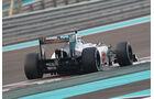 Esteban Gutierrez - Sauber - Young Driver Test - Abu Dhabi - 8. November 2012