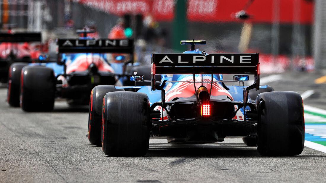 Esteban Ocon - Alpine - Formel 1 - GP Frankreich - Le Castellet - 19. Juni 2021